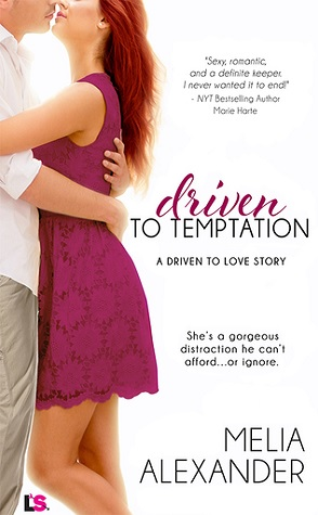 Guest Review: Driven to Temptation by Melia Alexander