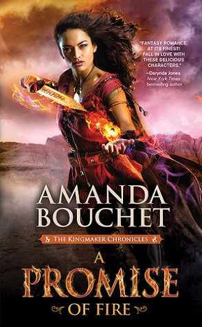 Guest Review: A Promise of Fire by Amanda Bouchet