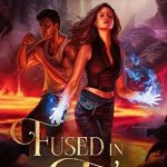 Fused in Fire by K.F. Breene Book Cover