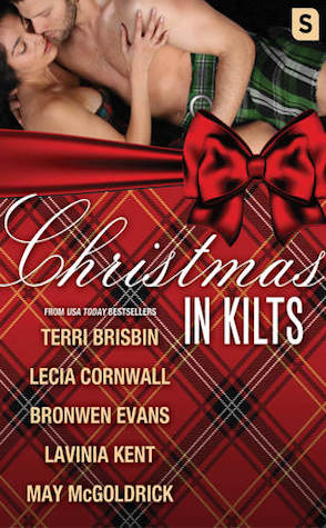 Guest Review: Christmas in Kilts by Terri Brisbin, Lecia Cornwall, Bronwen Evans, Lavinia Kent & May McGoldrick