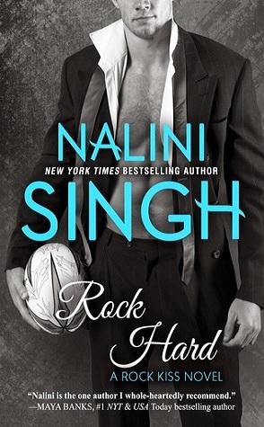 Rock Hard by Nalini Singh Book Cover
