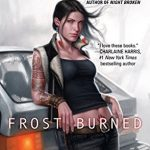 Frost Burned by Patricia Briggs Book Cover