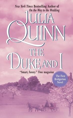 The Duke and I book cover