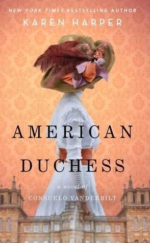 American Duchess by Karen Harper Book Cover