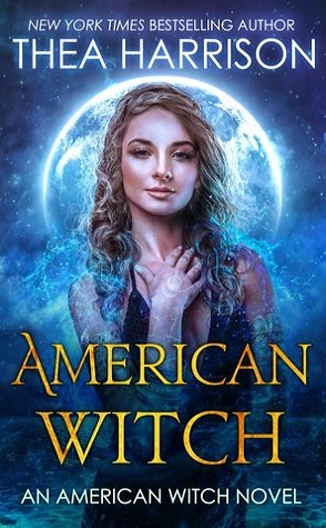 American Witch by Thea Harrison Book Cover