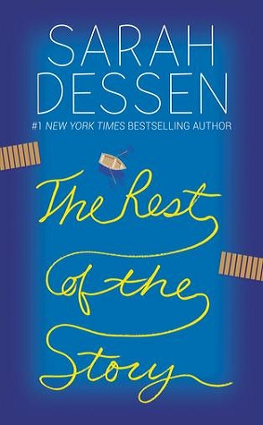 the rest of the story by sarah dessen book cover