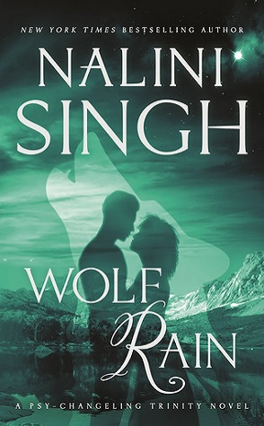 Wolf Rain by Nalini Singh Book Cover