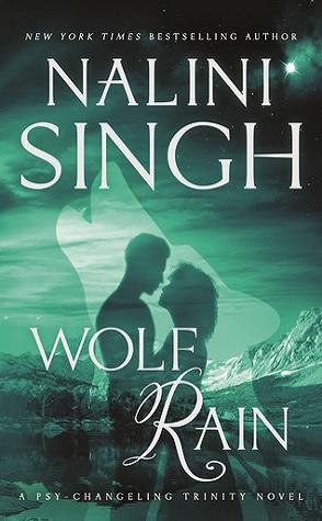 Wolf Rain by Nalini Singh Book Cover