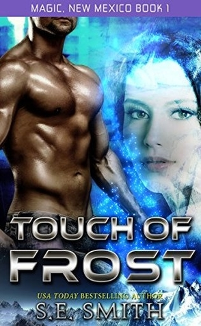 Touch of Frost by S.E. Frost Book Cover