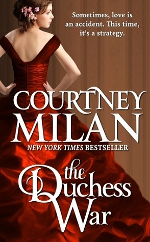 The Duchess War book cover