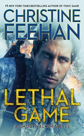 Lethal Game by Christine Feehan Book Cover