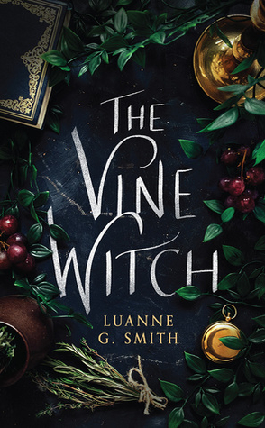 The Vine Witch Book Cover
