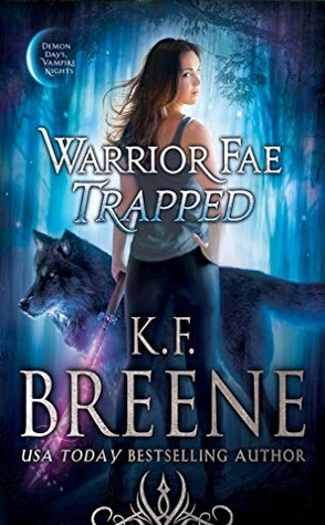 Warrior Fae Trapped book cover