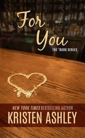 For You by Kristen Ashley Book Cover