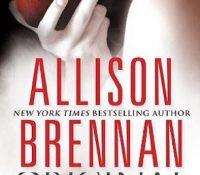 Throwback Thursday Review: Original Sin by Allison Brennan