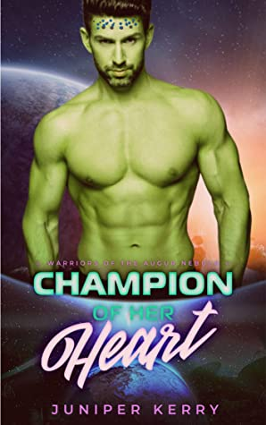 Champion of Her Heart by Juniper Kerry book cover