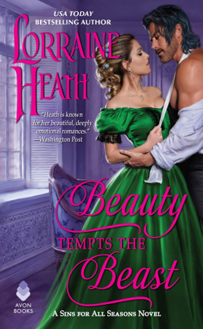Beauty Tempts the Beast Book Cover