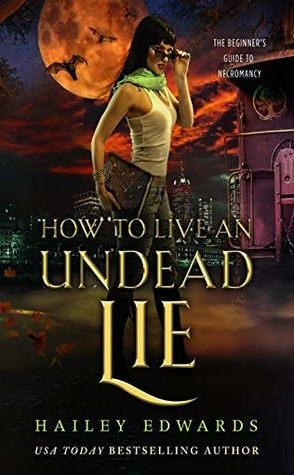 How to Live an Undead Lie Book Cover