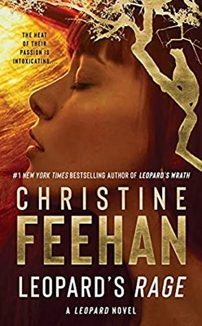 Leopard's Rage by Christine Feehan Book Cover