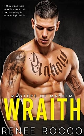 Wraith by Renee Rocco Book Cover