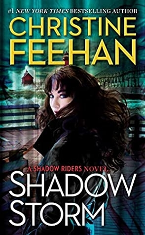 Shadow Storm by Christine Feehan Book Cover