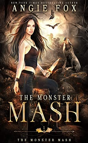 Review: The Monster Mash by Angie Fox